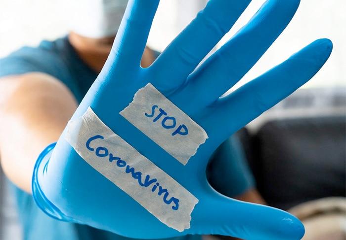 einweghandschuhe-coronavirus